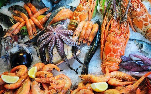 Оптовые цены на морепродукты (сырец) во Вьетнаме (02.03.18 – 08.03.18)