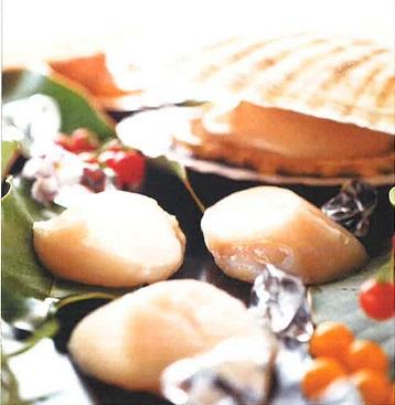 Alliances-Frozen Scallops1 - Seafood Expo Asia